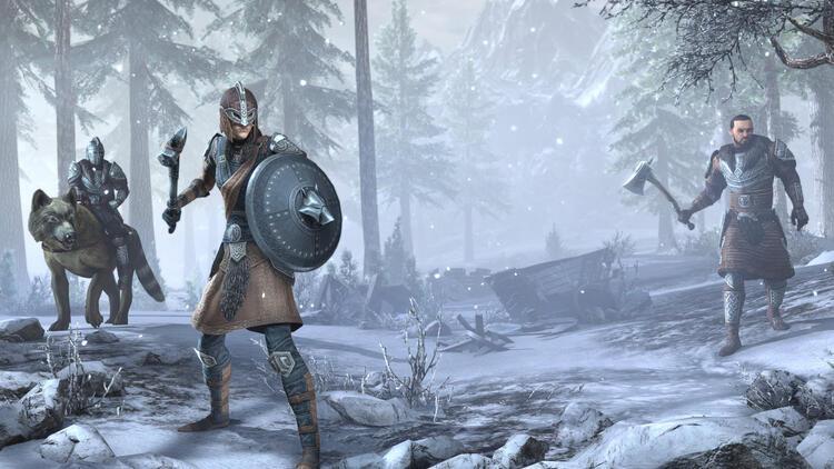The Elder Scrolls Online: Greymoor, Playstore'da satışa sunuldu