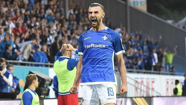 Son dakika! Almanya'da coşan Serdar Dursun Galatasaray'ın radarında!