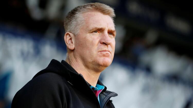 Dean Smith koronavirüsten babasını kaybetti! Aston Villa yasta...