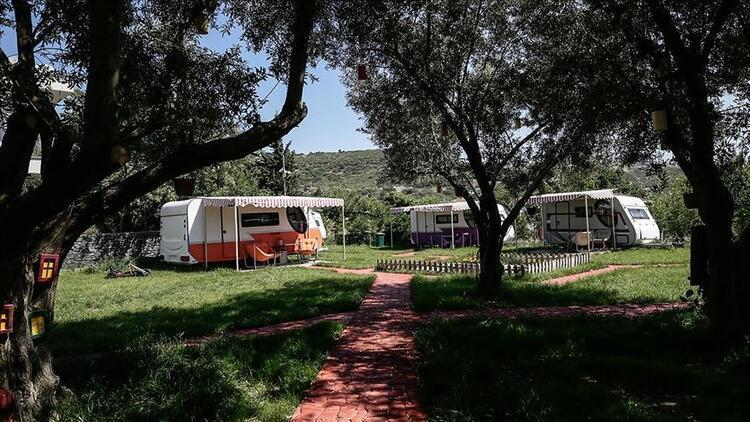 Türkiye'nin en iyi 10 karavan kampı hangisi
