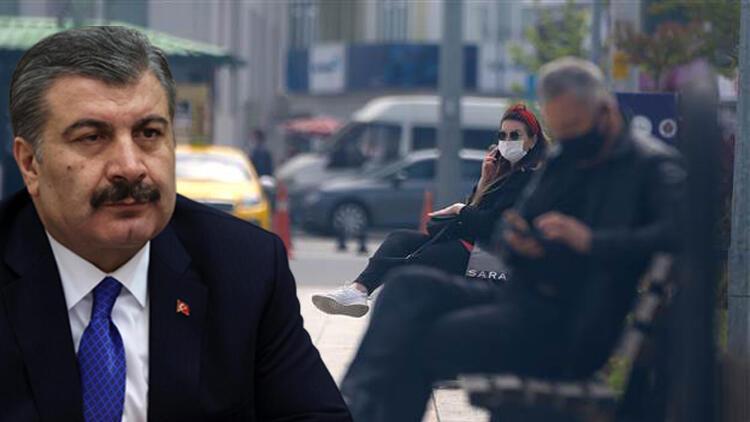 Bakan Koca'dan 'sosyal mesafe ve maske' uyarısı