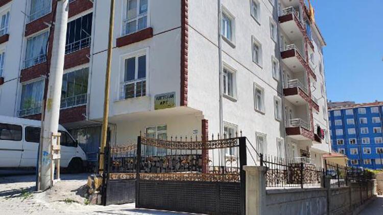 Kırşehir'de 6 katlı bina karantinaya alındı