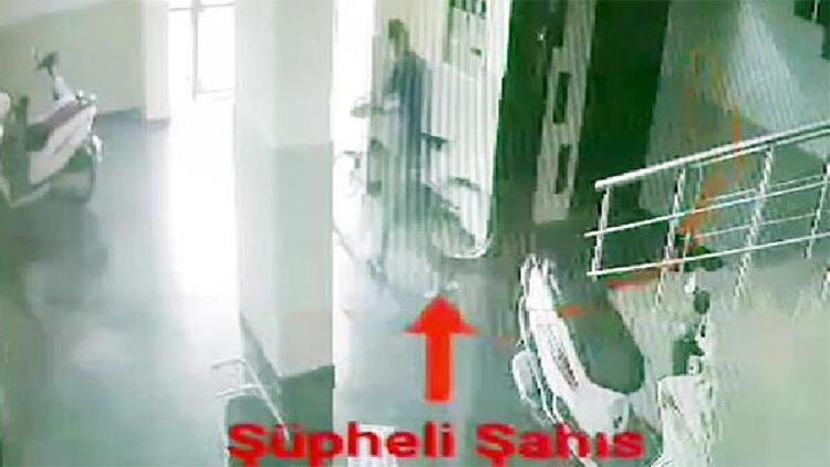 3 hırsızlık şüphelisi kameradan belirlenerek yakalandı