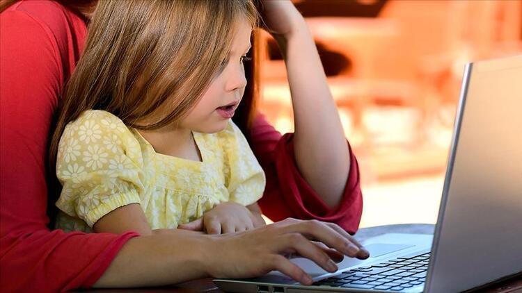 'Çocuğun salgın süresince bir bilgisayarı olmasın'