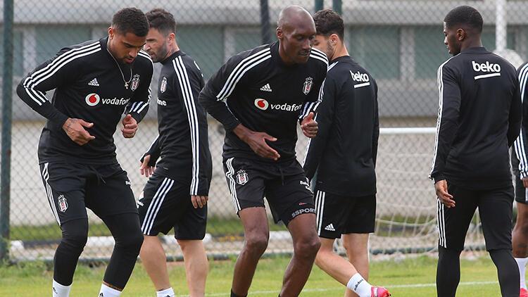 Beşiktaş, hazırlıklarına devam ediyor