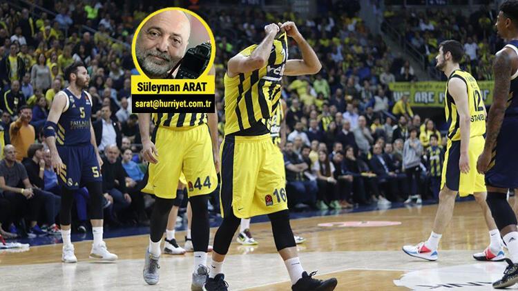 Son Dakika | Basketbolcular, Fenerbahçe'yi şikayet etti!