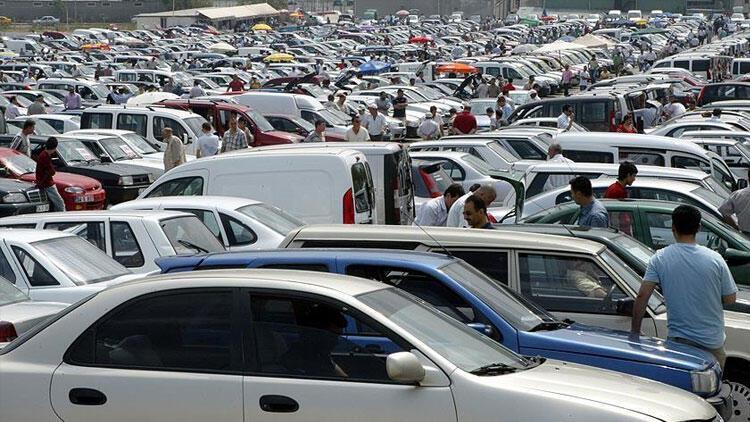 İkinci el otomobil piyasası hareketlenmeye başladı