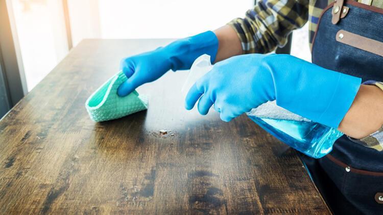 Ahşap mobilyalar nasıl temizlenir?