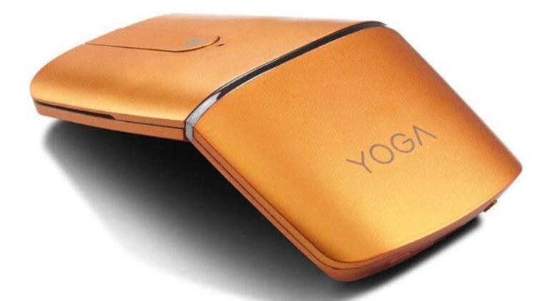 Lenovo Yoga Mouse ortaya çıktı, tasarımı dikkat çekti
