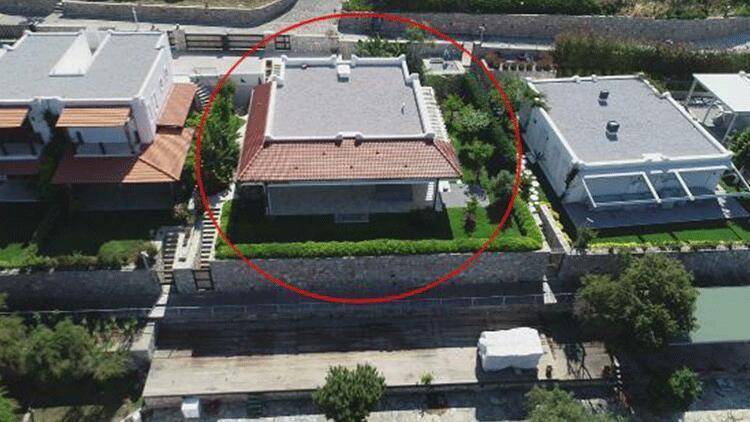 Yılmaz Özdil'in kaçak yapılı villası yarın yıkılıyor
