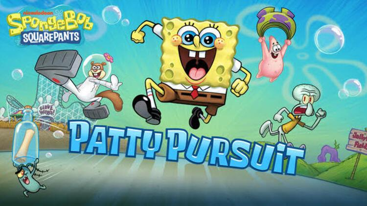 SpongeBob Apple Arcade'de