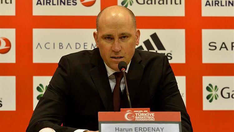 Harun Erdenay sporcu yetiştirecek