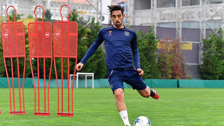 Medipol Başakşehir, Aytemiz Alanyaspor maçı hazırlıklarını sürdürdü