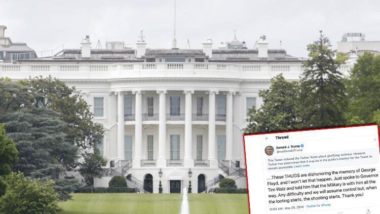 Gerilim tırmandı! Beyaz Saray'dan, Twitter'a zehir zemberek sözler
