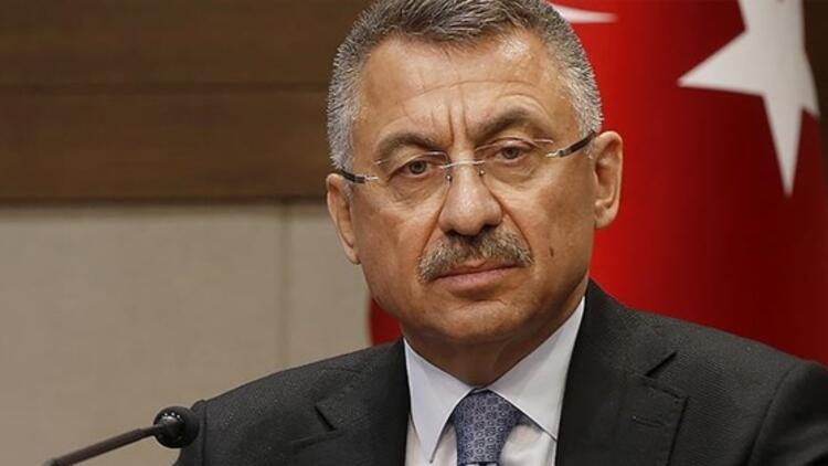 Son dakika... Cumhurbaşkanı Yardımcısı Oktay'dan DSÖ'ye şeffaflık tepkisi