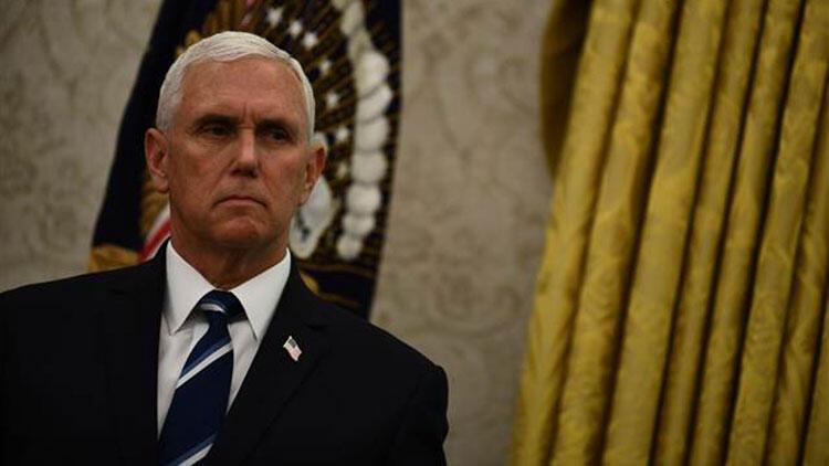 ABD Başkan Yardımcısı Pence, George Floyd'un öldürülmesi konusunda açıklamada bulundu