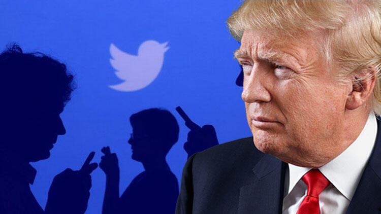 Trump ile Twitter arasında soğuk savaş sürüyor: Twitter'dan açıklama geldi