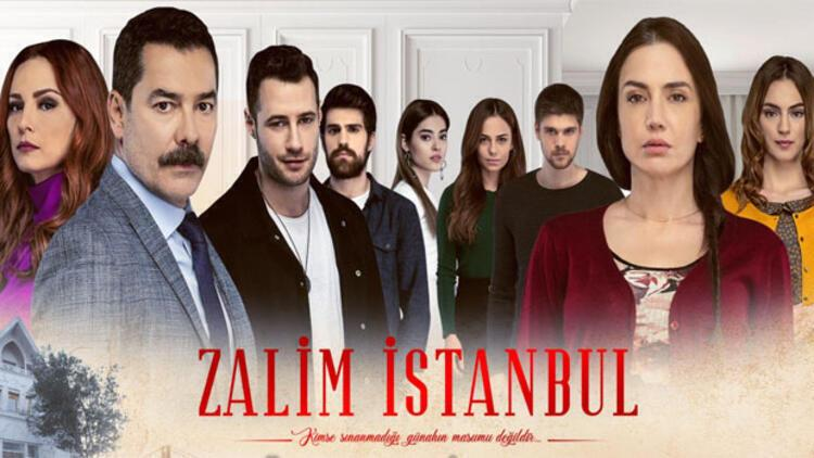 'Zalim İstanbul' seti başladı