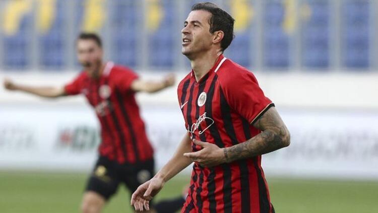 Gençlerbirliği, Bogdan Stancu ile 1 yıllık yeni sözleşme imzaladı!