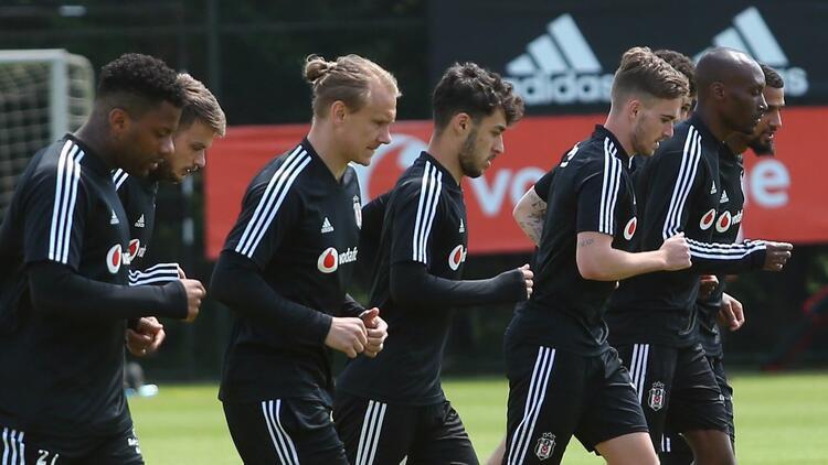 Beşiktaş'ta Antalyaspor hazırlıkları sürüyor