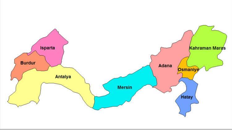 Akdeniz bölgesi illeri nelerdir? Akdeniz özellikleri, iklimi, dağları, ovaları ve bitki örtüsü