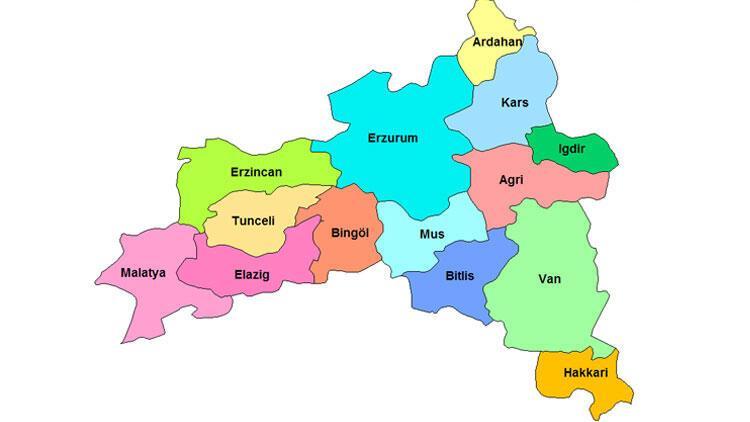 Doğu Anadolu bölgesi illeri nelerdir? Doğu Anadolu bölgesinin özellikleri, iklimi, dağları, ovaları ve bitki örtüsü