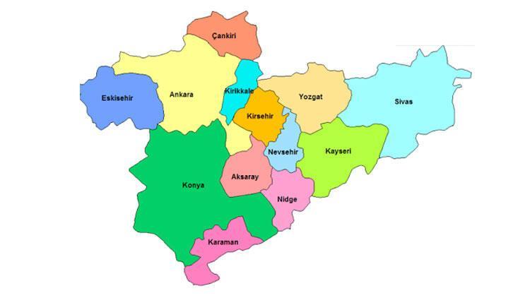 İç Anadolu Bölgesi illeri nelerdir? İç Anadolu Bölgesinin özellikleri, iklimi, dağları, ovaları ve bitki örtüsü
