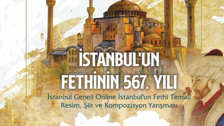 'İstanbulun Fethi' temalı yarışmaların kazananları belli oldu