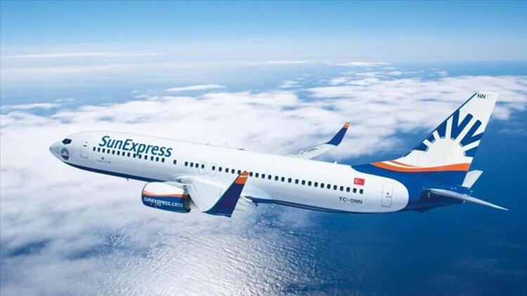 SunExpress uçuşlarına başlıyor