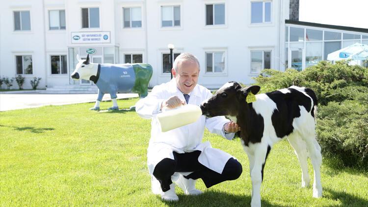 Yılmaz, Dünya Süt Günü'nü kutladı
