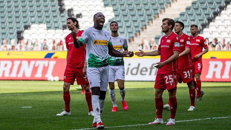 Borussia Mönchengladbach 4-1 Union Berlin
