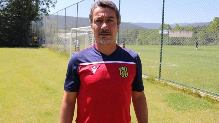 """Yeni Malatyaspor Sportif Direktörü Ravcı: """"Sahada mücadele ederek ligde kalmak istiyoruz"""""""