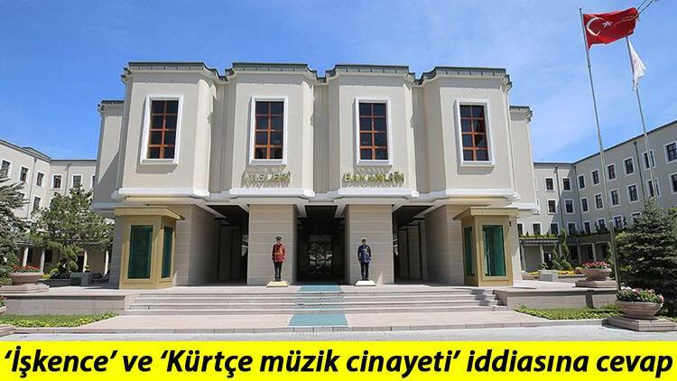 'İşkence' ve 'Kürtçe müzik cinayeti' iddiası... İçişleri Bakanlığı Sözcüsü: Millet düşmanlarını tek tek düzeltelim!