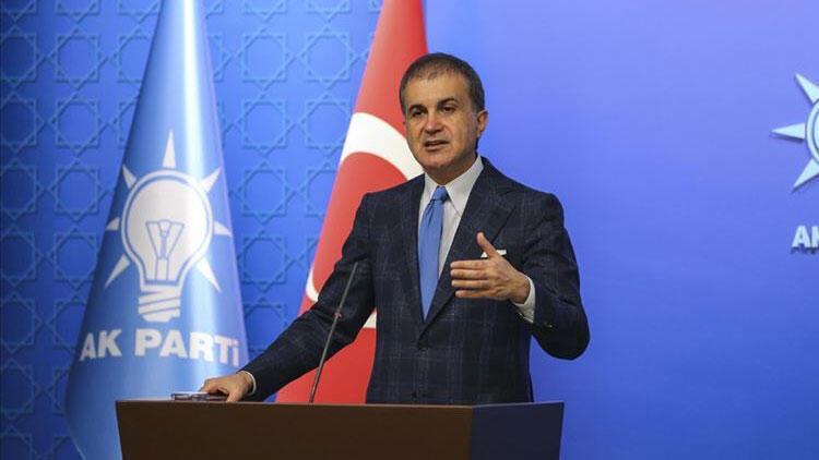 AK Parti Sözcüsü Çelik'ten 'Barış Çakan' açıklaması