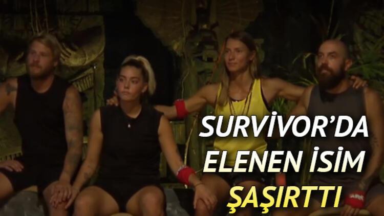 Survivor kim elendi? İşte, dün akşamki SMS sıralaması ve elenen isim sonrası 96. bölüm fragmanı