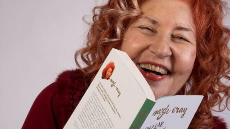 TÜYAP Kitap Fuarı'nın onur yazarı Nazlı Eray