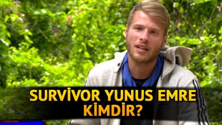 Survivor Yunus Emre kimdir, nereli? Survivor Yunus Emre Özden kaç yaşında?