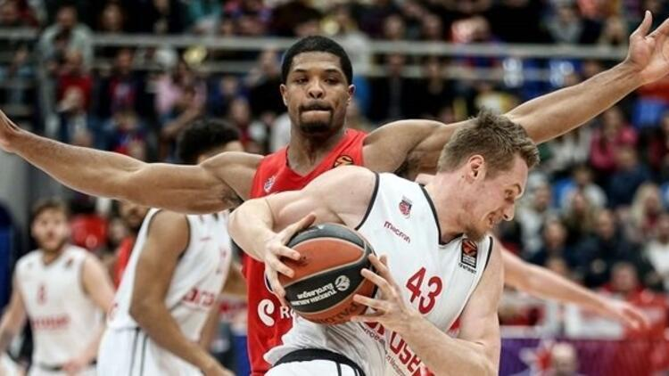 AX Armani Exchange Milan, ABD'li basketbolcu Kyle Hines ile anlaştı