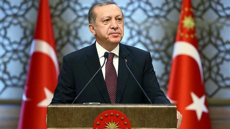 Cumhurbaşkanı Erdoğan'dan, 'Dünya Çevre Günü' mesajı