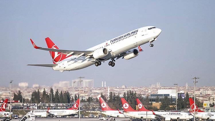 Yurtdışı uçuşları 40 ülkeyle başlıyor
