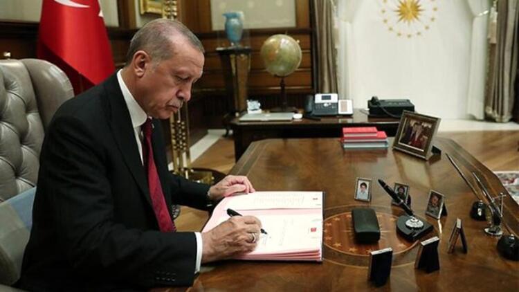 Cumhurbaşkanlığı Başdanışmanlığına iki yeni atama