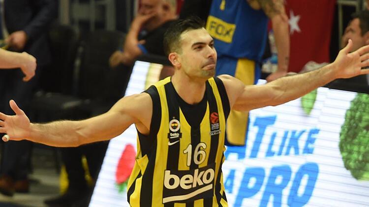 Fenerbahçe'de sürpriz ayrılık! Kostas Sloukas'ın yeni takımı...