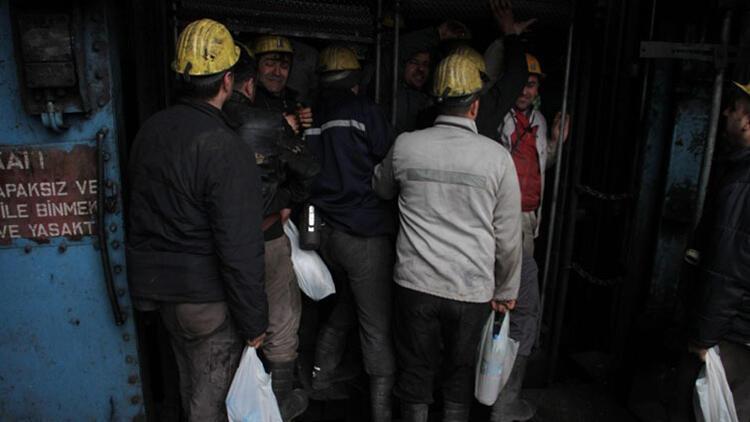 Zonguldak'ta 45 madenci ev karantinasına alındı