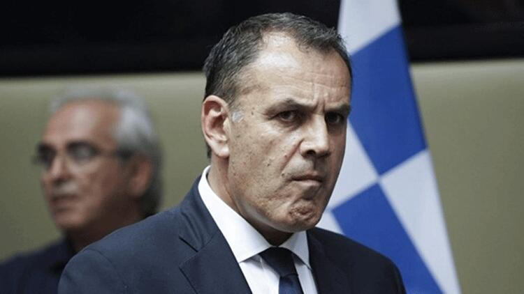 Yunanistan Savunma Bakanı'ndan skandal açıklama: Türkiye ile askeri çatışmaya hazırız!