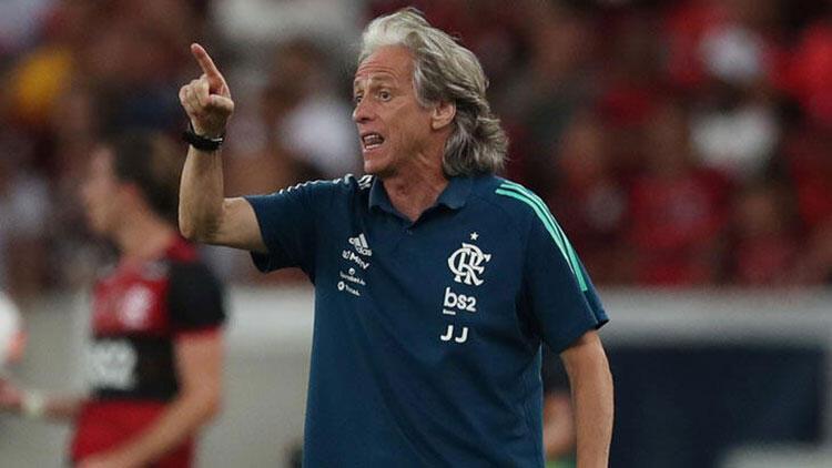 Son Dakika | Flamengo, Jorge Jesus'un sözleşmesini uzattı