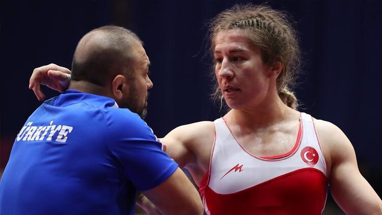 'İlklerin kadını' Yasemin Adar: Güreş bizim için milli mücadele