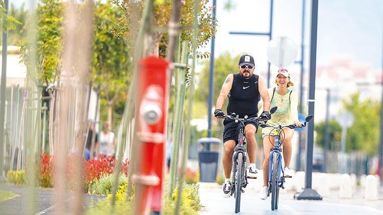 Ulaşımda 'pedallı' alternatif