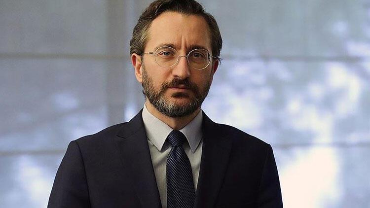 """İletişim Başkanı Fahrettin Altun: """"Antifa'nın gerçek yüzünü gördük"""""""