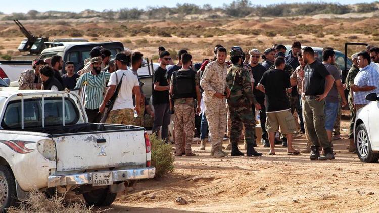 Son dakika... Libya'da kritik gelişme! Abluka altına alıyorlar...