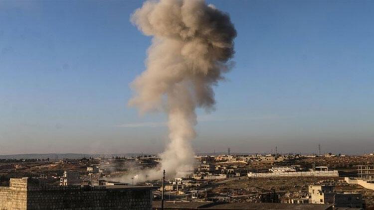 Rus uçakları İdlib'de ateşkesi ihlal etti